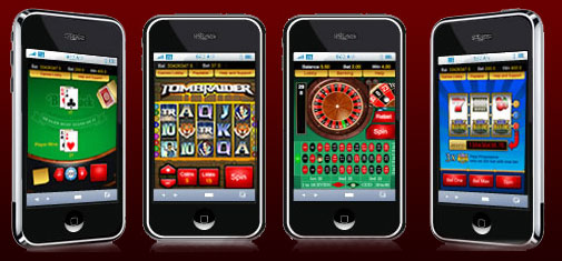 7red Casino Mobile
